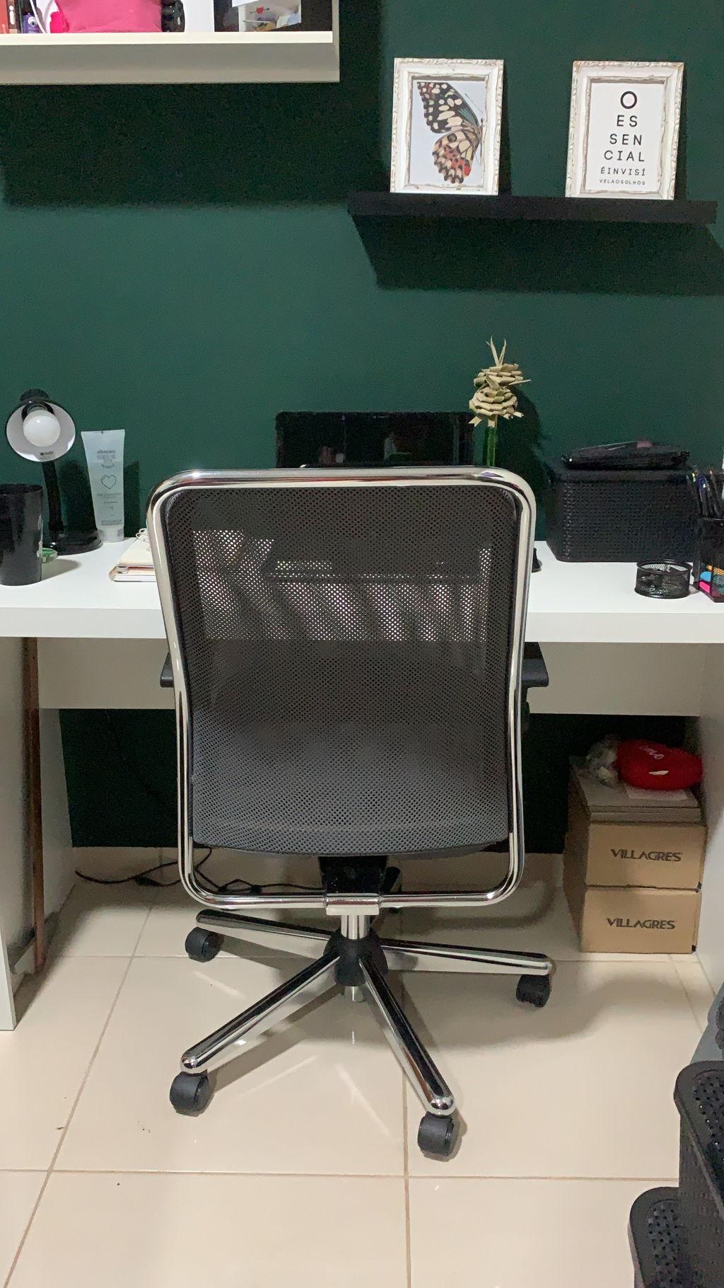 Mesa De Escritorio Me4135 Tecno Mobili Escrivaninhas Casas Bahia 9308079